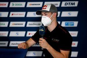 Press Conference, Harrison Newey, Audi Sport Team WRT