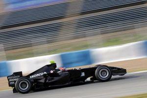 Christian Klien, Honda RA106