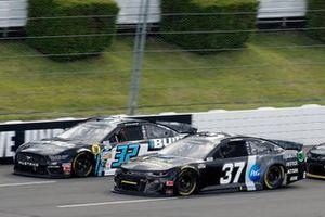 Corey LaJoie, Go FAS Racing, Built Bar Ford Mustang, Ryan Preece, JTG Daugherty Racing, Chevrolet Camaro P&G