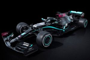 Mercedes F1 W11 livery