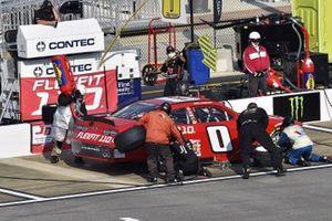 Jeffrey Earnhardt, JD Motorsports, Chevrolet Camaro Flexfit 110
