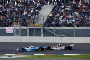 Alex Tagliani, Forsythe Racing e Alex Zanardi, Mo Nunn Racing