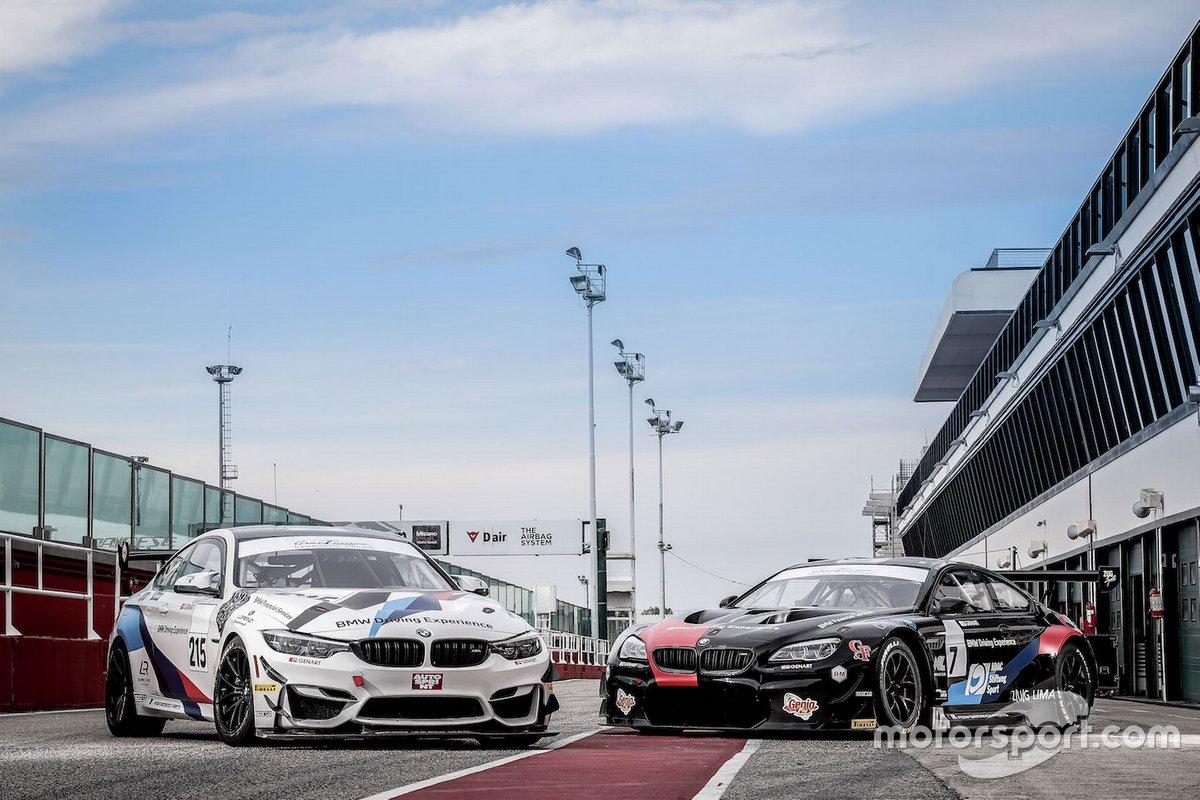 BMW M4 GT4, BMW M6 GT3, BMW Team Italia