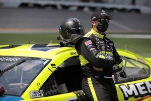 Matt DiBenedetto, Wood Brothers Racing, Ford Mustang Menards/Dutch Boy