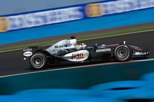Juan Pablo Montoya, McLaren MP4-20 Mercedes