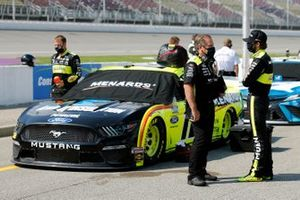 Ryan Blaney, Team Penske, Ford Mustang Menards / Knauf