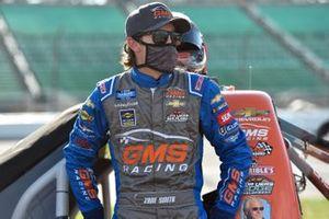 Zane Smith, GMS Racing, MRC Construction Chevrolet Silverado