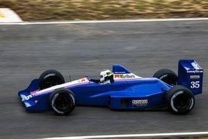Stefan Johansson, Onyx ORE-1 Ford
