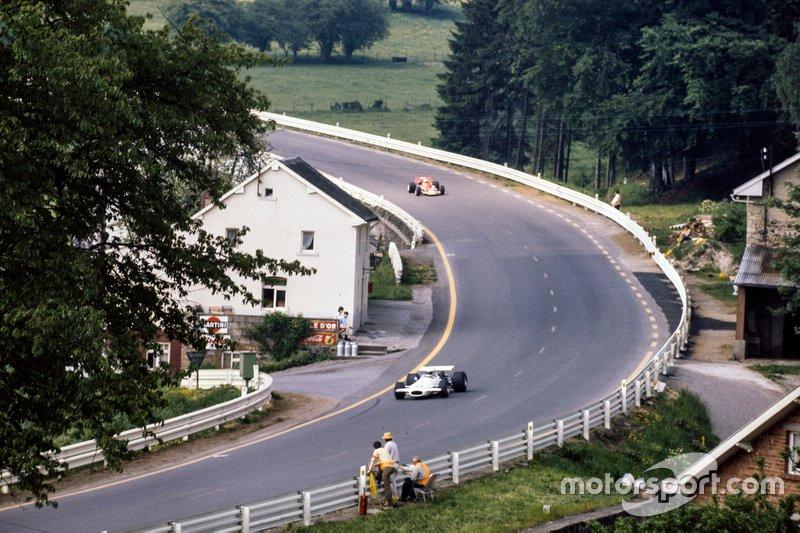 Позже, возглавив борьбу за безопасность в Ф1, Стюарт добился исключения трассы в Спа из календаря. В последний раз этап на 15-километровом кольце прошел в 1970-м
