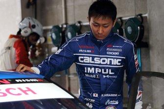 Kazuki Hiramine, #12 カルソニック IMPUL GT-R