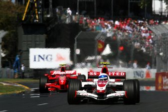 Anthony Davidson, Super Aguri F1 SA07