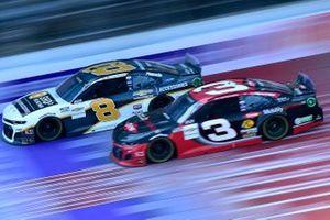 Tyler Reddick, Richard Childress Racing, Chevrolet Camaro, Austin Dillon, Richard Childress Racing, Chevrolet Camaro