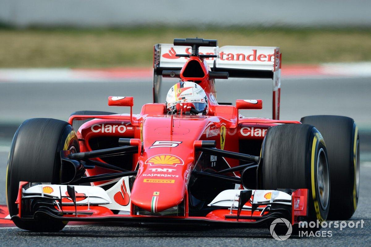 2015 - Ferrari SF15-T