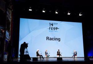 Конференция Motor Valley Fest Digital: глава телевизионной службы FOM Роберто Далла, руководитель Ducati Клаудио Доменикали и руководитель Ferrari Маттиа Бинотто