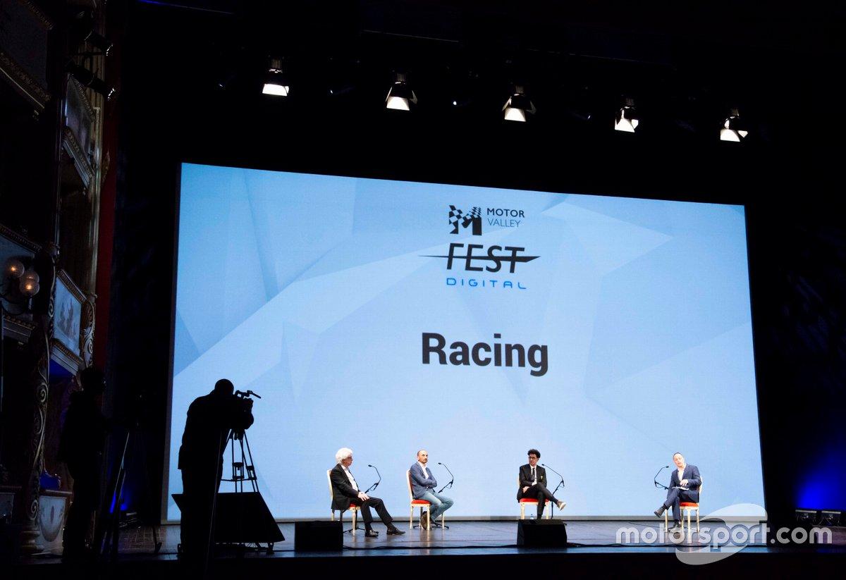 Motor Valley Fest Digital Roberto Dalla, Claudio Domenicali e Mattia Binotto