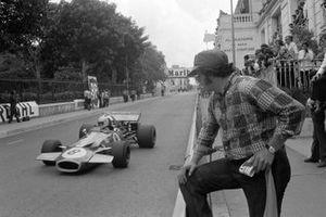 Tim Schenken, Brabham BT33