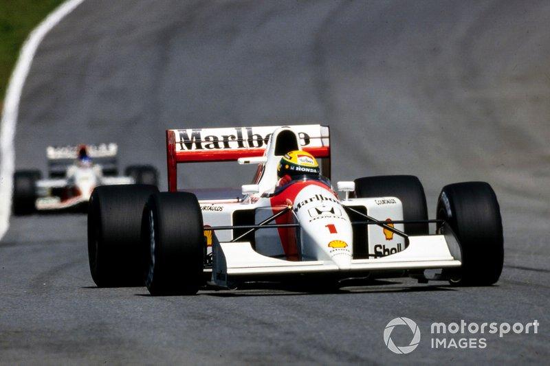 McLaren - 863 GP