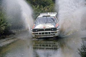 Didier Auriol, Bernard Occelli, Lancia Delta HF Integrale
