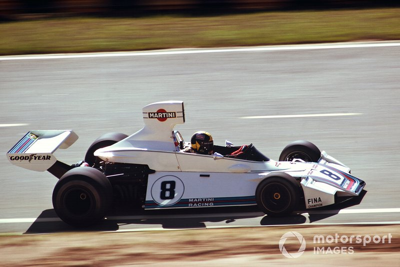 Жозе Карлос Пасе, Brabham BT44B Ford, Гран При Бразилии-1975