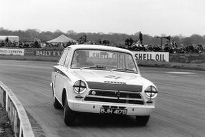 Jim Clark, Ford Lotus Cortina