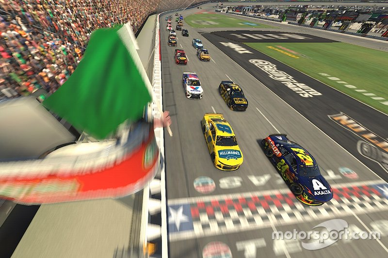 NASCAR Esports Short Track iRacing Challenge