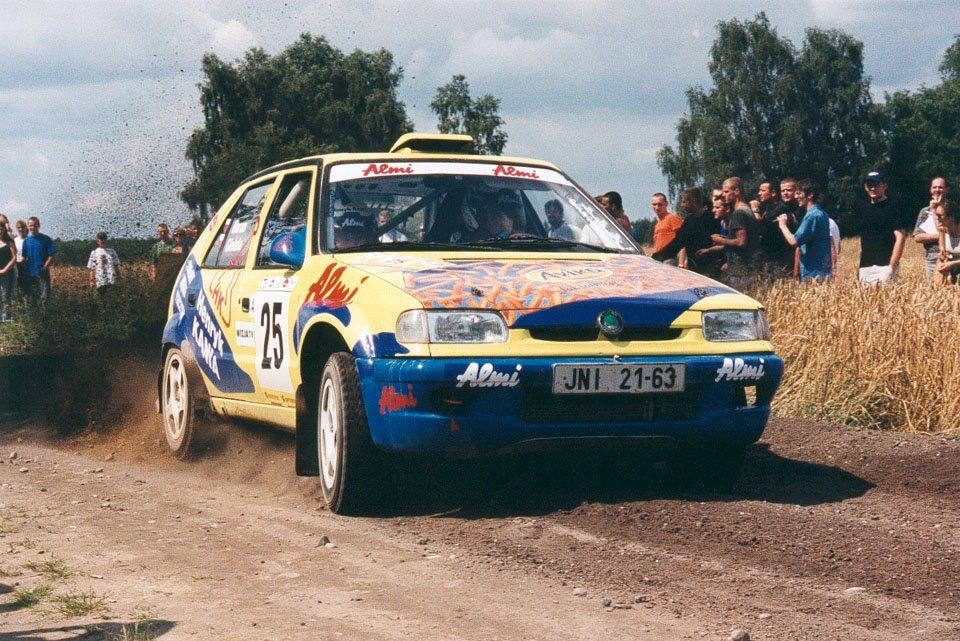 Damian Gielata, Maciej Baran, Skoda Felicia Kit Car