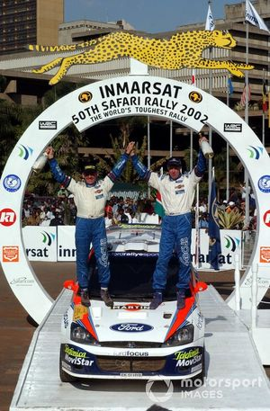 1. Colin McRae, Nicky Grist, Ford Focus WRC