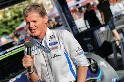 Malcolm Wilson, Team prinicpal M-Sport