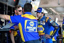Alan Gustafson, Chase Elliott, Hendrick Motorsports Chevrolet