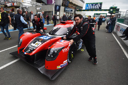 #23 Panis-Barthez Competition, Ligier JS P217 Gibson: Fabien Barthez, Timothe Buret, Nathanael Berth