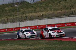 Ricci-Bernazzani, Sport & Comunicazione by Autostar, Peugeot 308 MI16-TCT