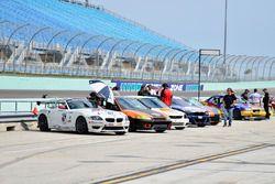 #67 MP34 BMW Z4, Pedro Redondo Jr., Pedro Redondo Sr., TLM USA