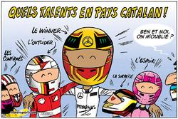 Le GP de Cirebox - Espagne 1