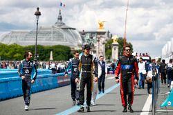 Nicolas Prost, Renault e.Dams, Sébastien Buemi, Renault e.Dams, Esteban Gutierrez, Techeetah, Tom Di
