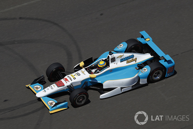 9. Gabby Chaves, Harding Racing, Chevrolet