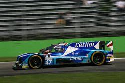 #47 Cetilar Villorba Corse, Dallara P217 - Gibson: Roberto Lacorte, Giorgio Sernagiotto, Andrea Beli