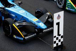Auto von Sébastien Buemi, Renault e.Dams
