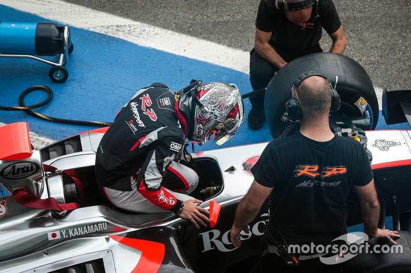 3. Yu Kanamaru, RP Motorsport