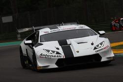 Lamborghini Huracan-S.GTCup #107 Antonelli Motorsport: Ruberti - Hurata