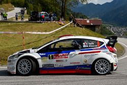 Giuseppe Testa, Massimo Bizzocchi, Ford Fiesta WRC, ASD LM Motorsport Racing Team