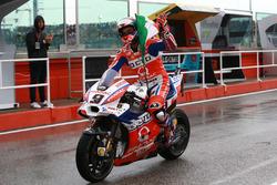 Обладатель второго места Данило Петруччи, Pramac Racing