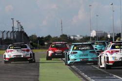 Dusan Borkovic, GE-Force, Alfa Romeo Giulietta TCR, Rob Huff, Leopard Racing Team WRT, Volkswagen Go
