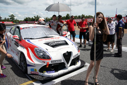 Давит Каджая, GE-Force, Alfa Romeo Giulietta TCR