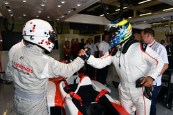 F1 Experiences 2-Seater passenger and Zsolt Baumgartner, F1 Experiences 2-Seater driver