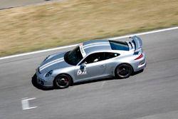 Massimo Salamanca, Porsche 991 GT3, Club Porsche Genève