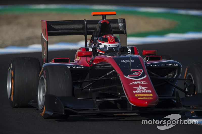 George Russell, GP3