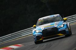 Matthias Wasel, Marcus Löhnert, Stefan Wieninger, Audi RS3 LMS