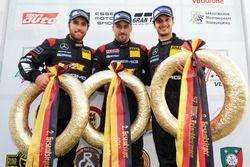 Daniel Juncadella, Lance David Arnold, Mario Farnbacher, Haribo Racing, Mercedes-AMG GT3