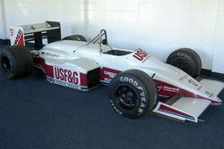 Arrows A10 Дерека Уорвика 1987 года