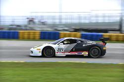 #221 Ferrari of Palm Beach Ferrari 458 Challenge: Danny Baker